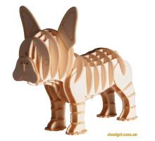 Бульдог | Bulldog Fridolin 3D модель