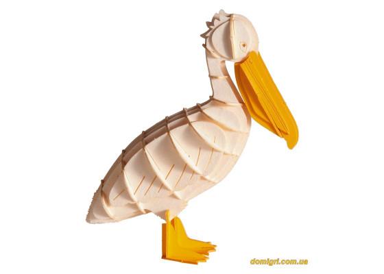 Пеликан | Pelican Fridolin 3D модель