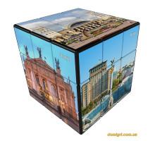 V-CUBE 3х3 Ukraine | Брендовый кубик 3х3 Города Украины
