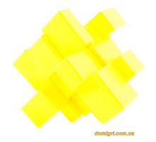 Smart Cube Mirror Yellow | Зеркальный кубик желтый