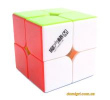 QiYi WuXia 2x2 M | Магнитный Кубик 2х2 колор