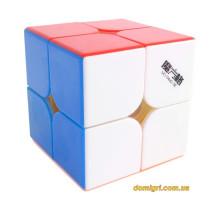 QiYi WuXia 2x2 stickerless | Кубик 2х2 Вуксиа