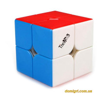 QiYi Valk2 2x2 M | Магнитный Валк 2х2 без наліпок