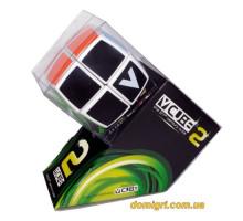 V-CUBE 2х2 white | Кубик 2х2 белый круглый