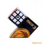 V-CUBE 3х3 Black Pillow | Кубик 3х3 черный круглый