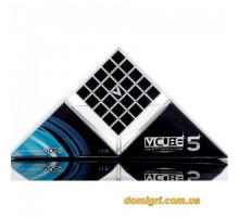 V-CUBE 5х5 | Кубик 5х5 белый плоский