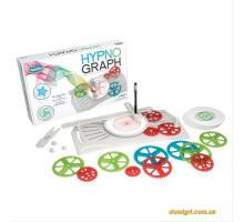 Гра-головоломка Спірограф | ThinkFun Hypnograph