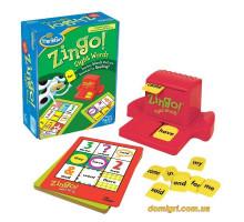 Игра Зинго Слова | ThinkFun Zingo Sight Words