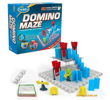 Игра-головоломка Домино лабиринт | ThinkFun Domino Maze
