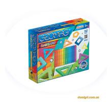Geomag Rainbow 32 детали | Магнитный конструктор Геомаг