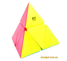 QiYi Pyraminix 2x2 color |Пірамідка 2x2