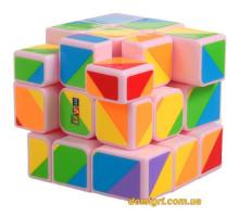 Smart Cube Rainbow pink | Радужный кубик розовый