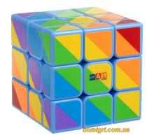 Smart Cube Rainbow blue | Радужный кубик голубой