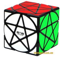 QiYi Pentacle Cube black | Головоломка пентаграмма