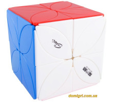 QiYi Clover Pluse Cube color | Головоломка Клевер