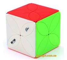 QiYi Clover Cube color | Головоломка Клевер