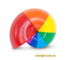 Meffert's Rainbow Nautilus | Головоломка улитка