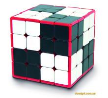 Meffert's Checker cube | Шахматный куб
