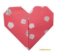 Сердечки | Hearts Fridolin набор для оригами