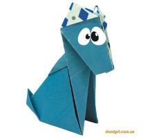 Собачки | Dogs Fridolin набор для оригами