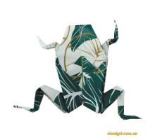 Жабки | Frogs Fridolin набор для оригами