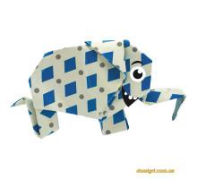 Слоники | Elephants Fridolin набор для оригами