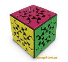 Meffert's 3x3 XXL Gear Cube | Большой шестеренчатый куб