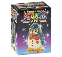 Набор для творчества Sequin Art 3D Penguin SA0503