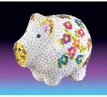 Набор для творчества Sequin Art 3D Pig SA1704