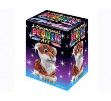 Набор для творчества Sequin Art 3D Tiger SA1122