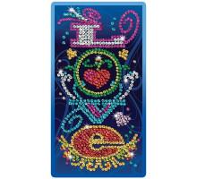 Набор для творчества Sequin Art PICTURE ART Craft Teen Love SA1420