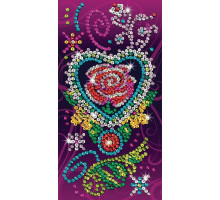 Набор для творчества Sequin Art PICTURE ART Craft Teen Rose SA1419