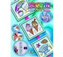 Набор для творчества Sequin Art SEASONS Summer SA1418