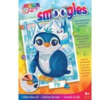 Набор для творчества Sequin Art SMOOGLES Пингвин SA1817