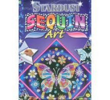 Набор для творчества Sequin Art STARDUST Butterfly SA1012