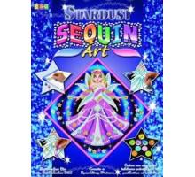 Набор для творчества Sequin Art STARDUST Fairy Princess SA1011