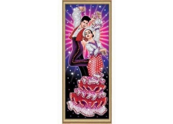 Набор для творчества Sequin Art STRICTLY Dancers SA1407