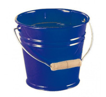 Ведро металлическое nic синее NIC535056