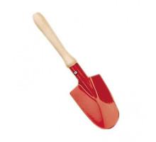 Лопатка металическая nic красная 22см NIC535114