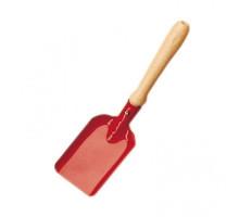 Лопатка металическая nic красная 25 см NIC535204