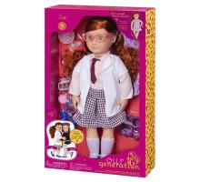 Кукла Our Generation DELUXE Сиа с книгой 46 см BD31113ATZ