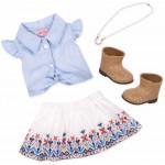 Набор одежды для кукол Our Generation для ранчо BD30359Z