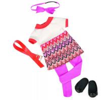 Набір одягу для ляльок Our Generation Сукня з принтом BD60014Z