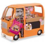 Транспорт для кукол Our Generation Продуктовый фургон BD37475
