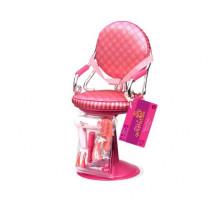 Набор аксессуаров Our Generation  Кресло для салона розовое  BD37336Z