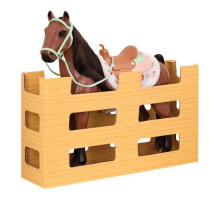 Ігрова фігура Our Generation Кінь Кавалло з аксесуарами, 50 см BD38031Z