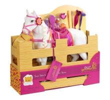 Ігрова фігура Our Generation Кінь Принцеса з аксесуарами 50 см BD38003Z