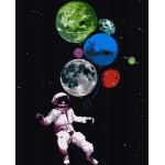 Картина по номерам Моя Вселенная 40*50 см