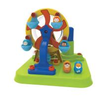 Конструктор Колесо обозрения с инструментами Edu-Toys