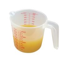 Мірний стакан зі шкалою 1 л Edu-Toys